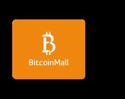 Bitcoin Mall logo