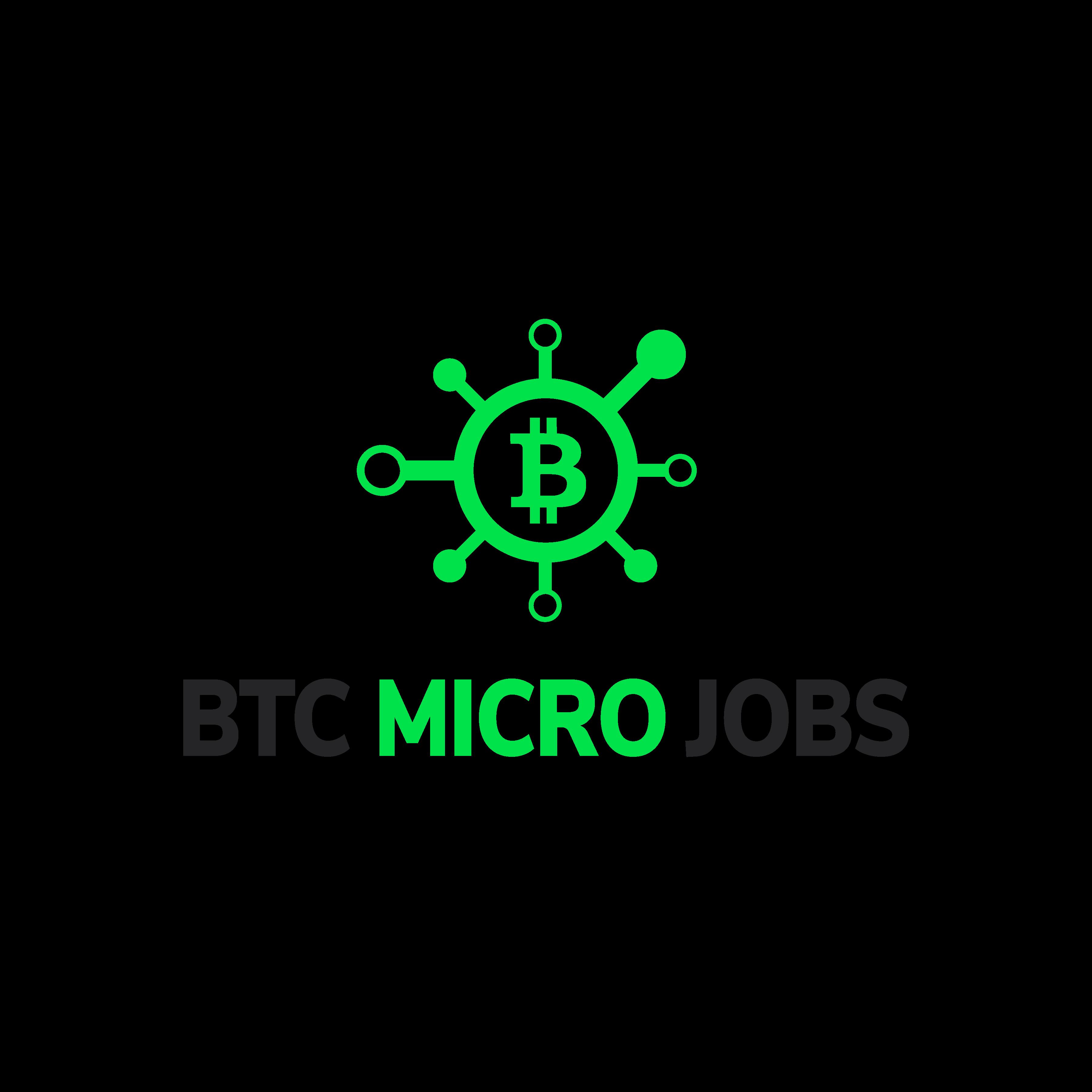 BTC Micro Jobs logo