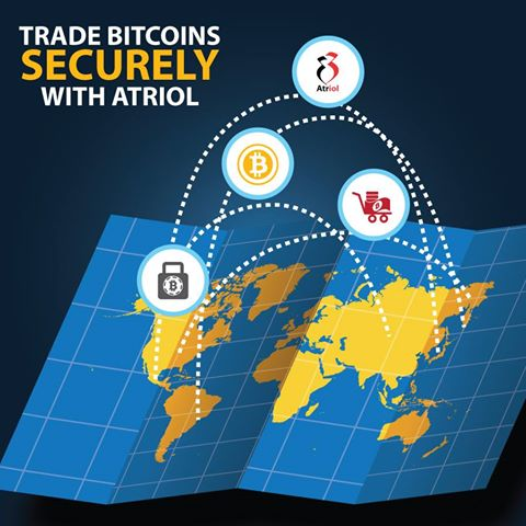 Atriol Bitcoins screenshot