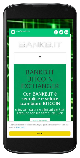 BankBit Bitcoin Exchanger screenshot