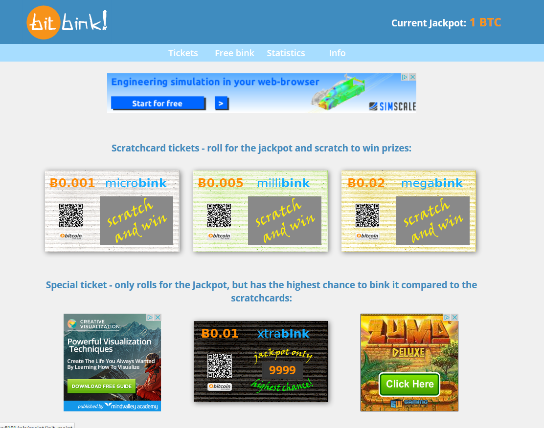 BitBink screenshot