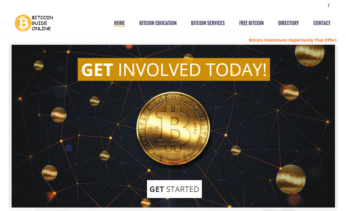 Bitcoin Guide Online screenshot