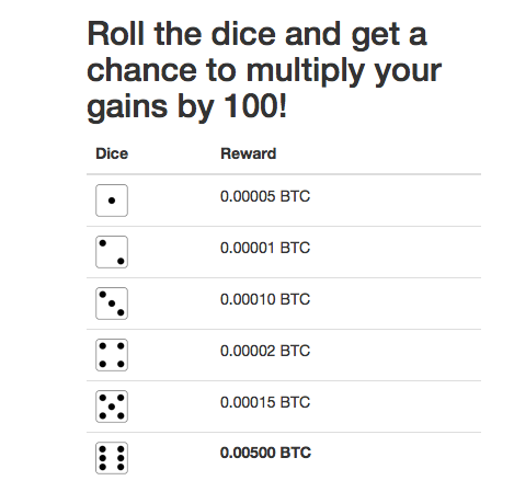 Bitcoin Jackpot screenshot
