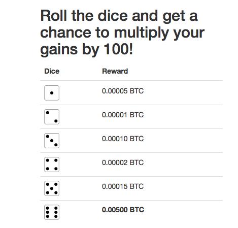 Bitcoin Jackpot screenshot