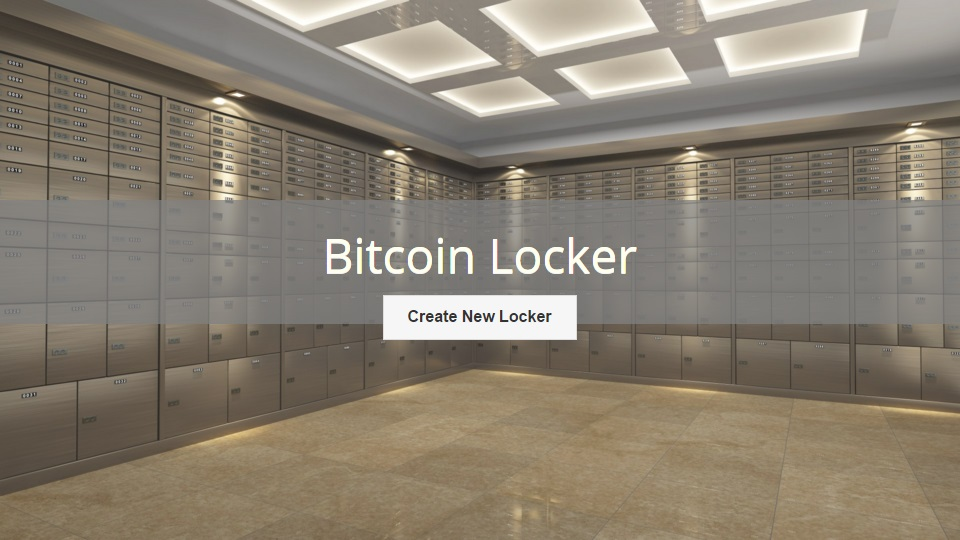 Bitcoin Locker screenshot