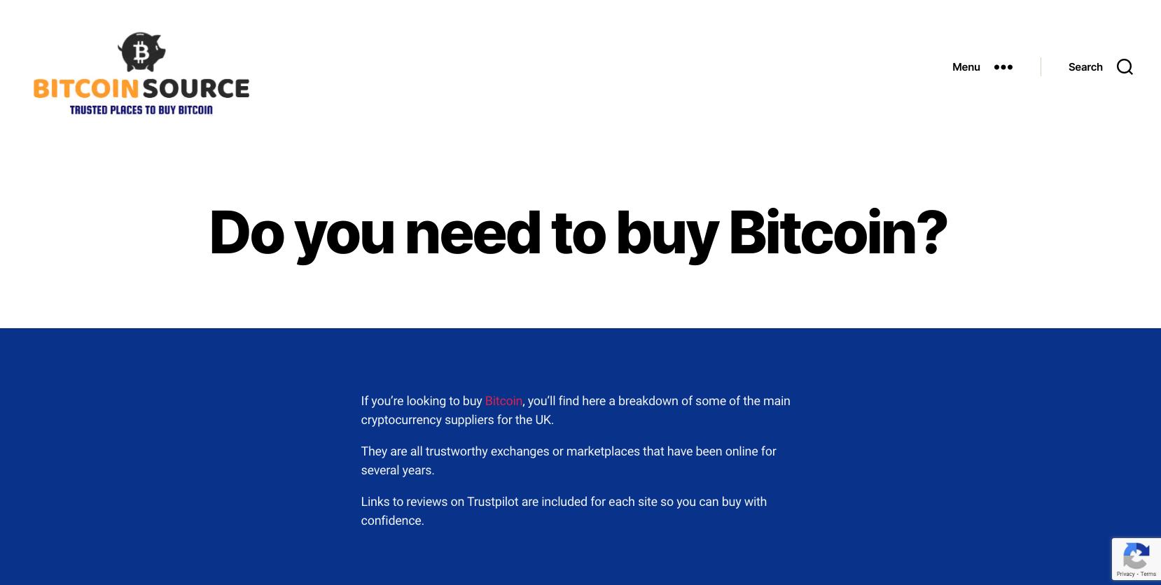 Bitcoin Source screenshot