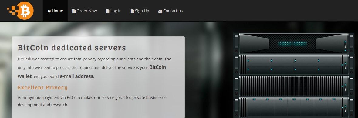 BitDedi - Unmetered Dedicated Servers screenshot