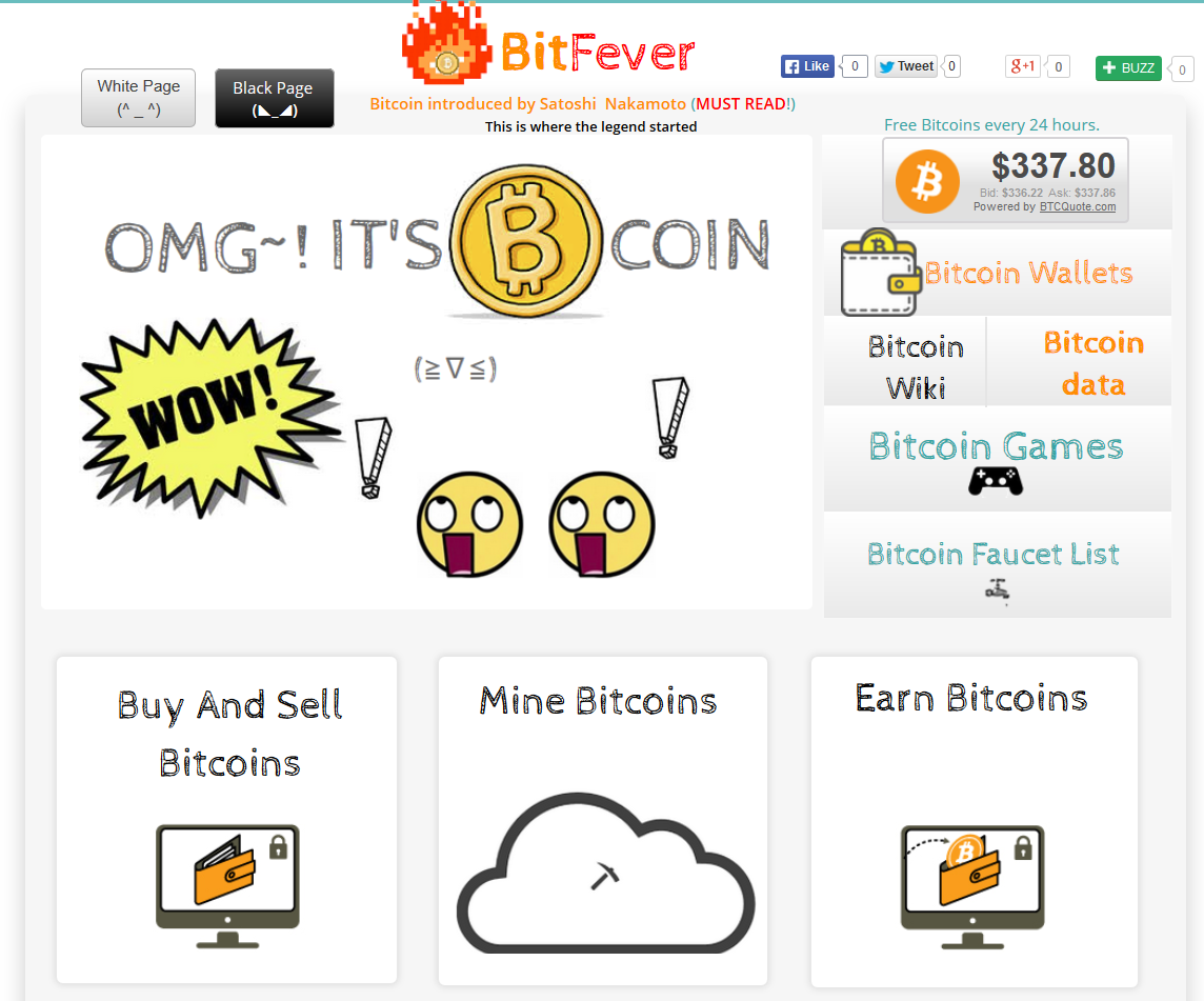 BitFever screenshot