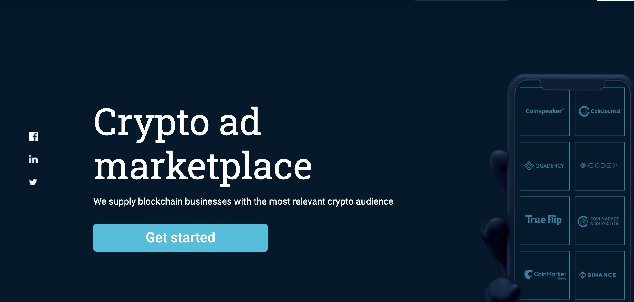 Bitmedia.IO screenshot