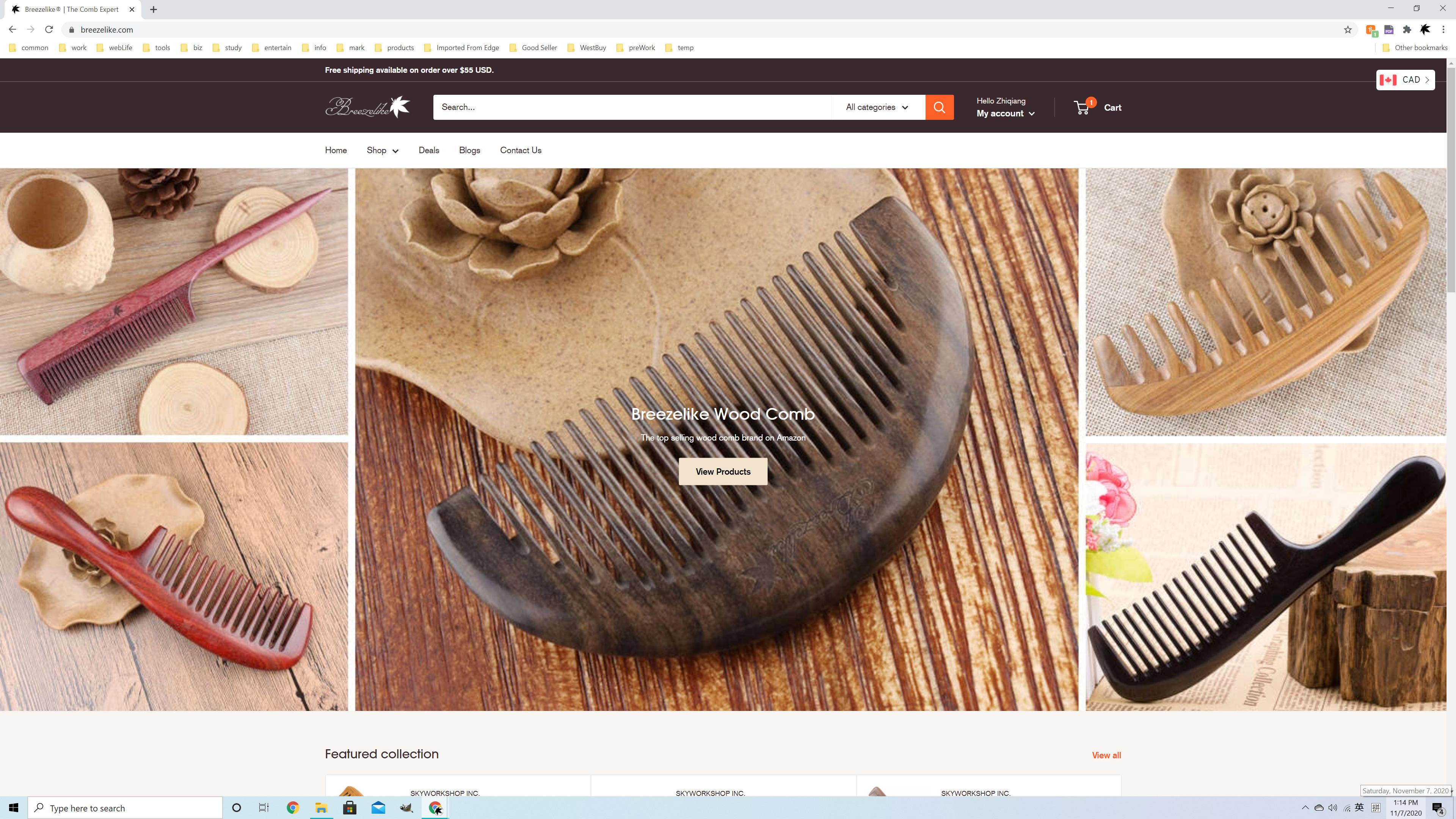 Breezelike | The Comb Expert screenshot