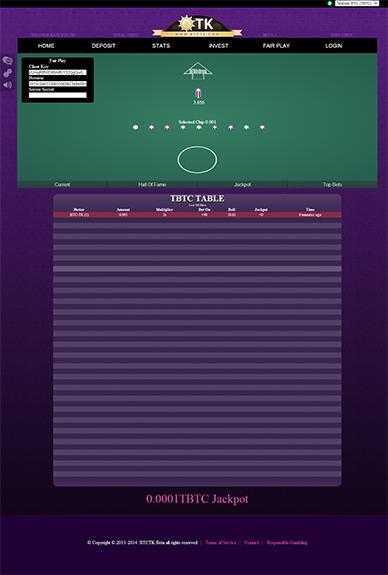 BTCTK screenshot
