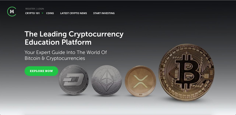 CryptoManiaks screenshot
