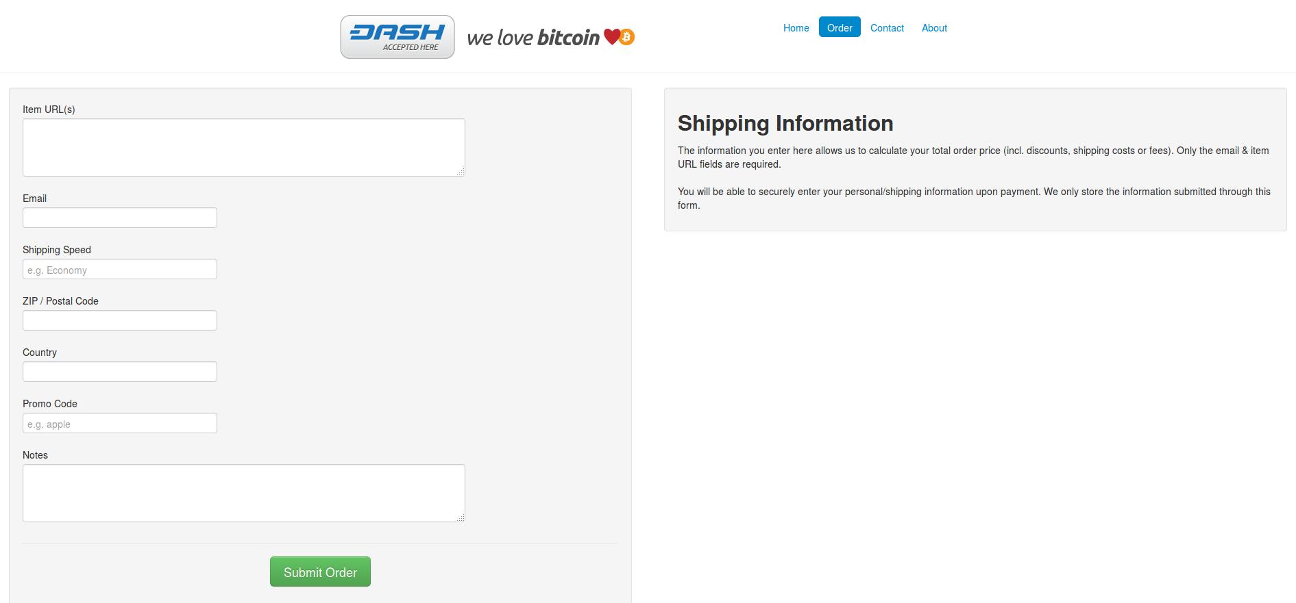 Dash Bargain screenshot