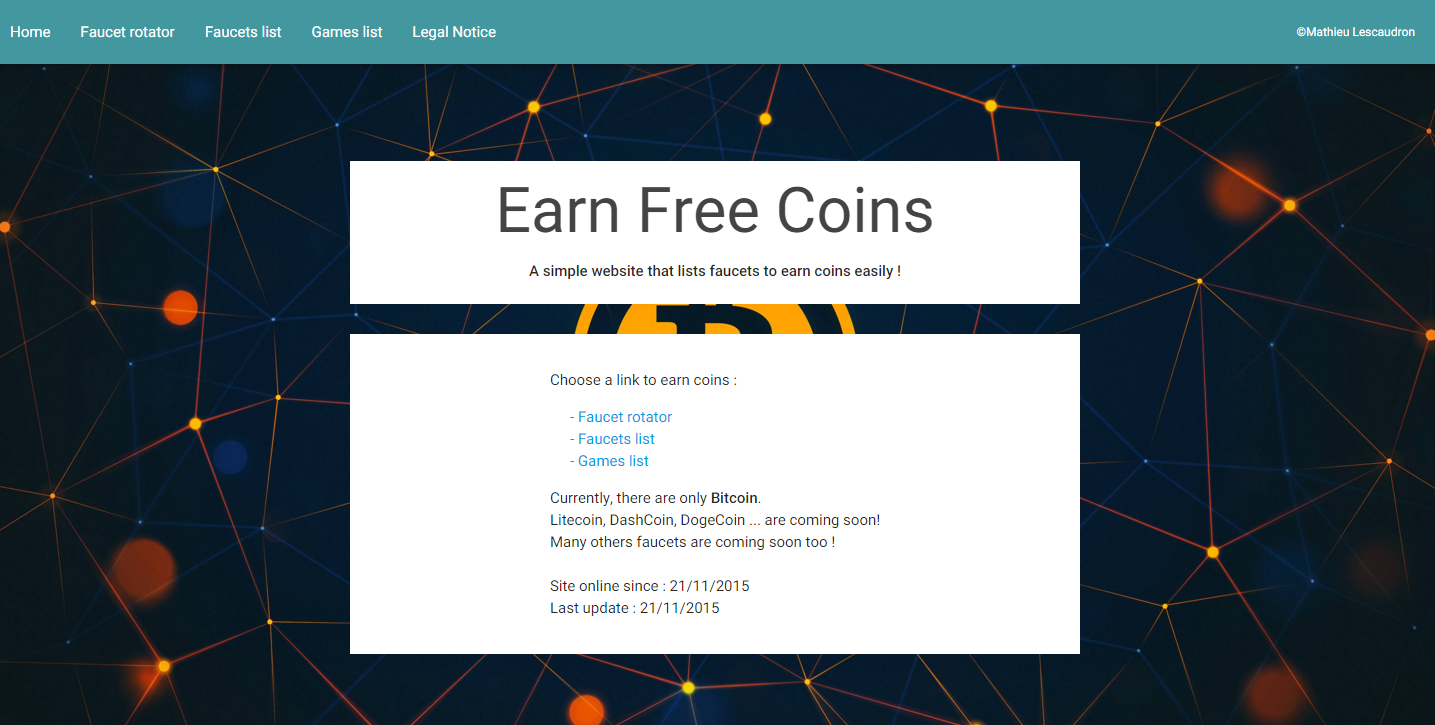 Earn Free Coins screenshot