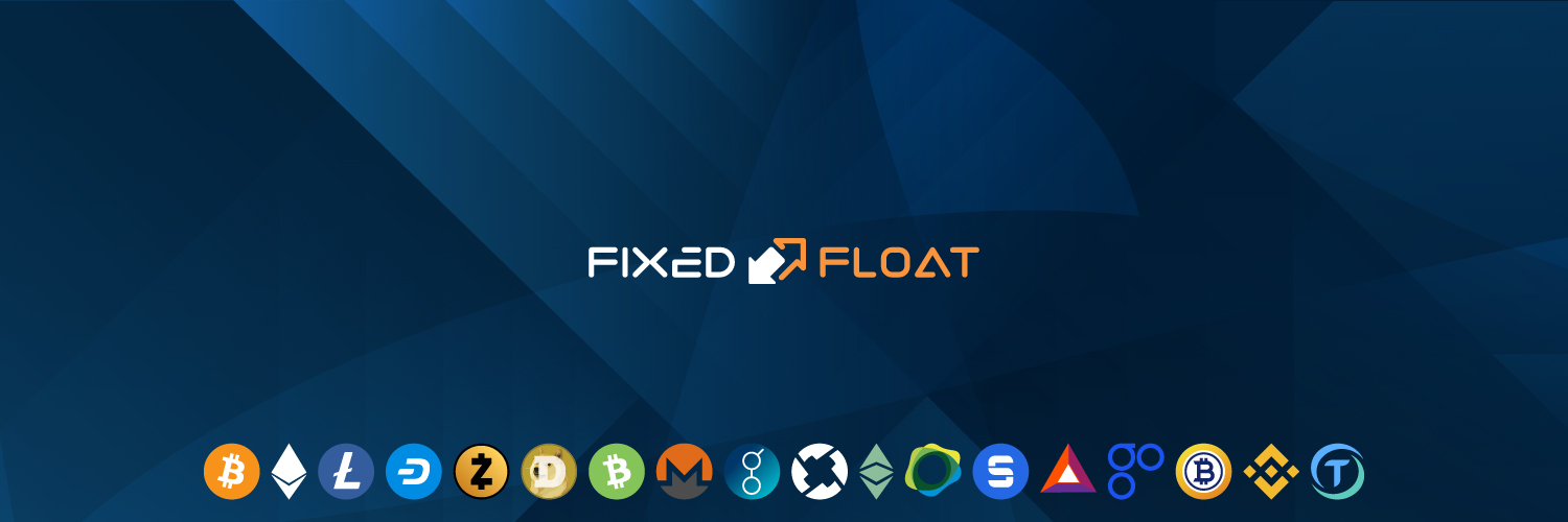 FixedFloat.com screenshot