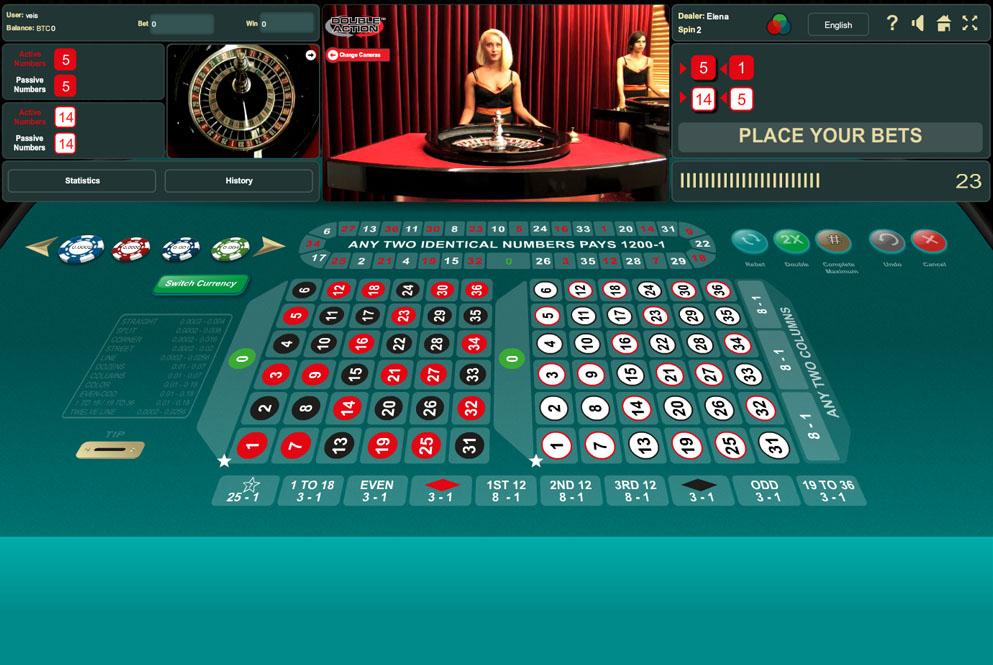 FortuneJack.com screenshot
