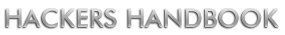 Hackers Handbook logo