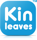 KinLeaves.com logo