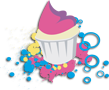 Cups and Cakes Bakery logo