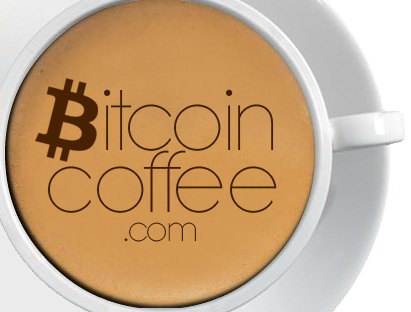 Bitcoin Coffee logo