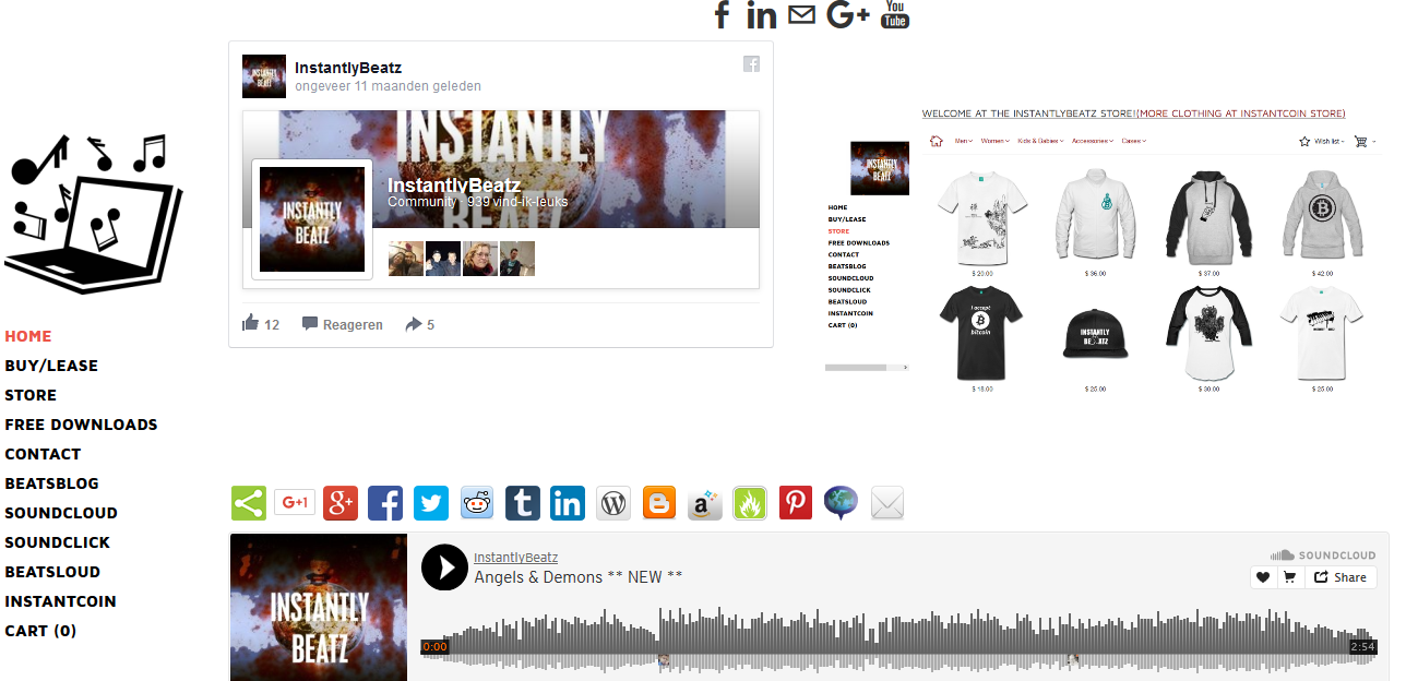 INSTANTLYBEATZ screenshot