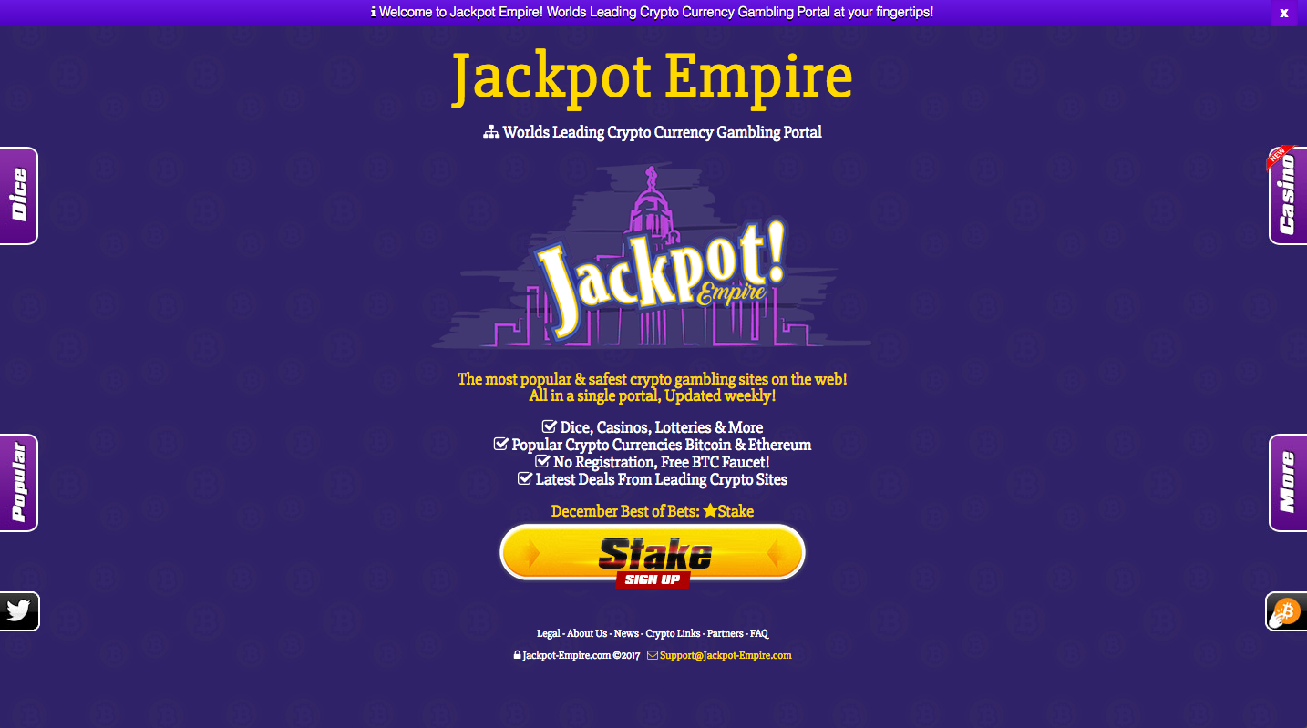 Jackpot Empire screenshot