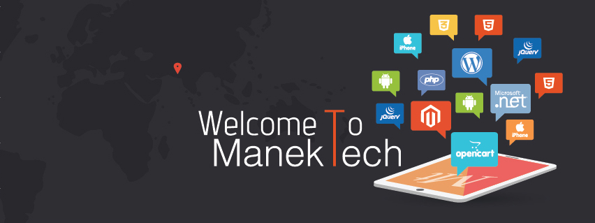 Manektech screenshot