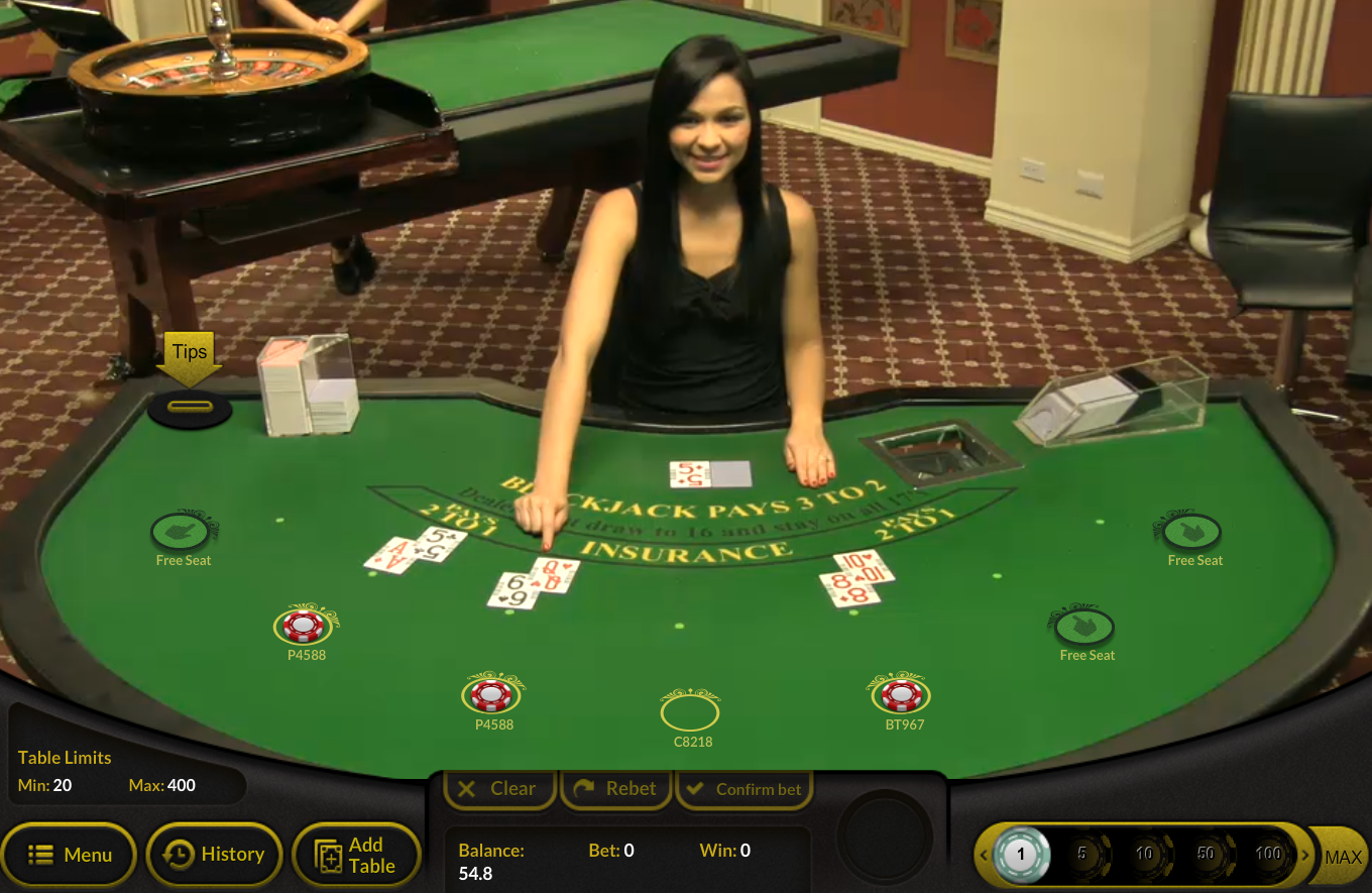 mBit Casino screenshot