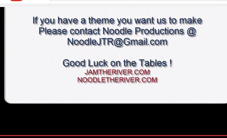 Noodle's DFS – Poker Creations screenshot