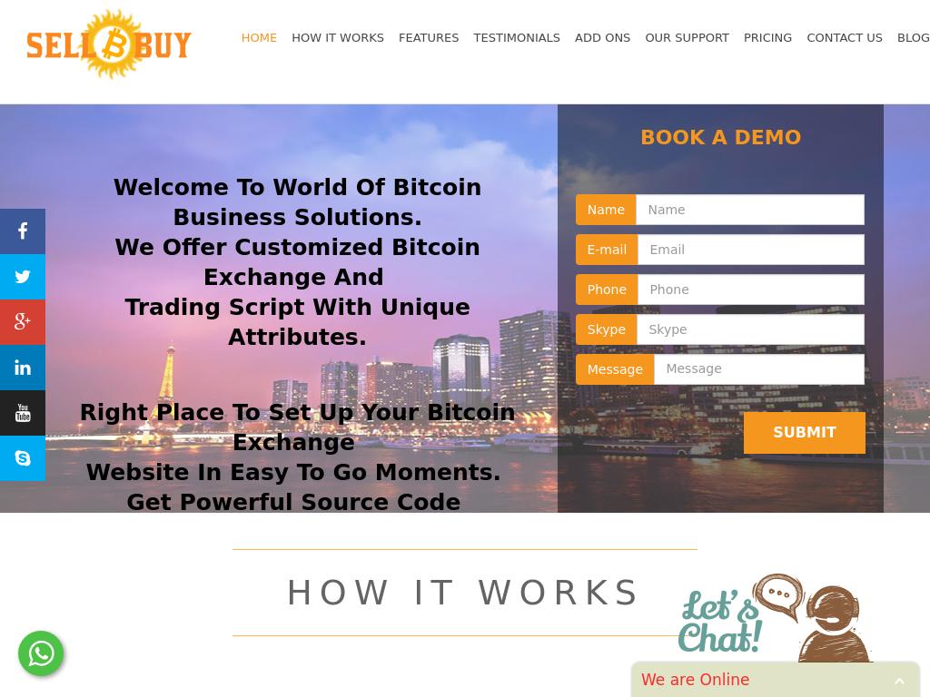 Sellbitbuy screenshot