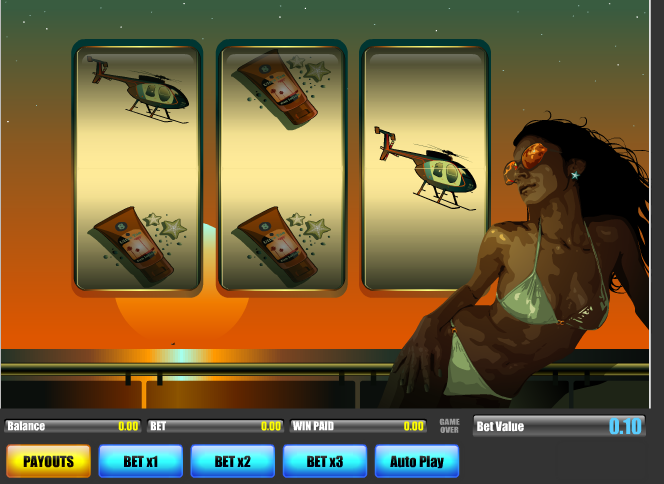 SpeedBet BitCoin Casino screenshot