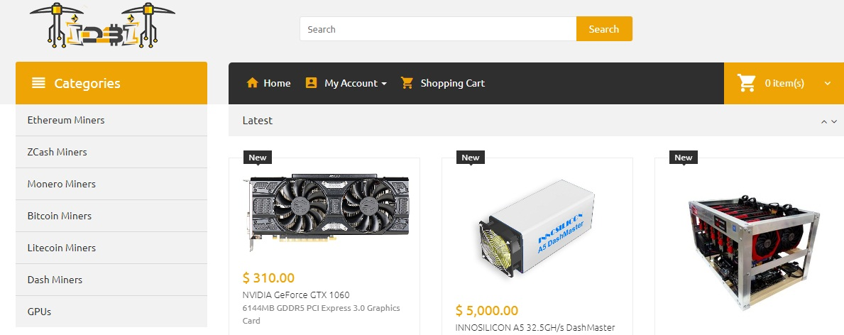 TidbiT Store screenshot