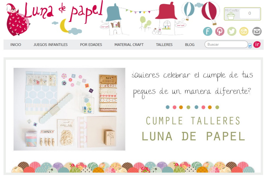 Tu Luna De Papel screenshot