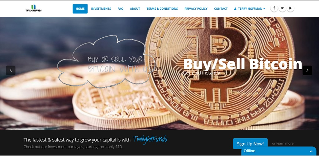 Twilightfunds Investment screenshot