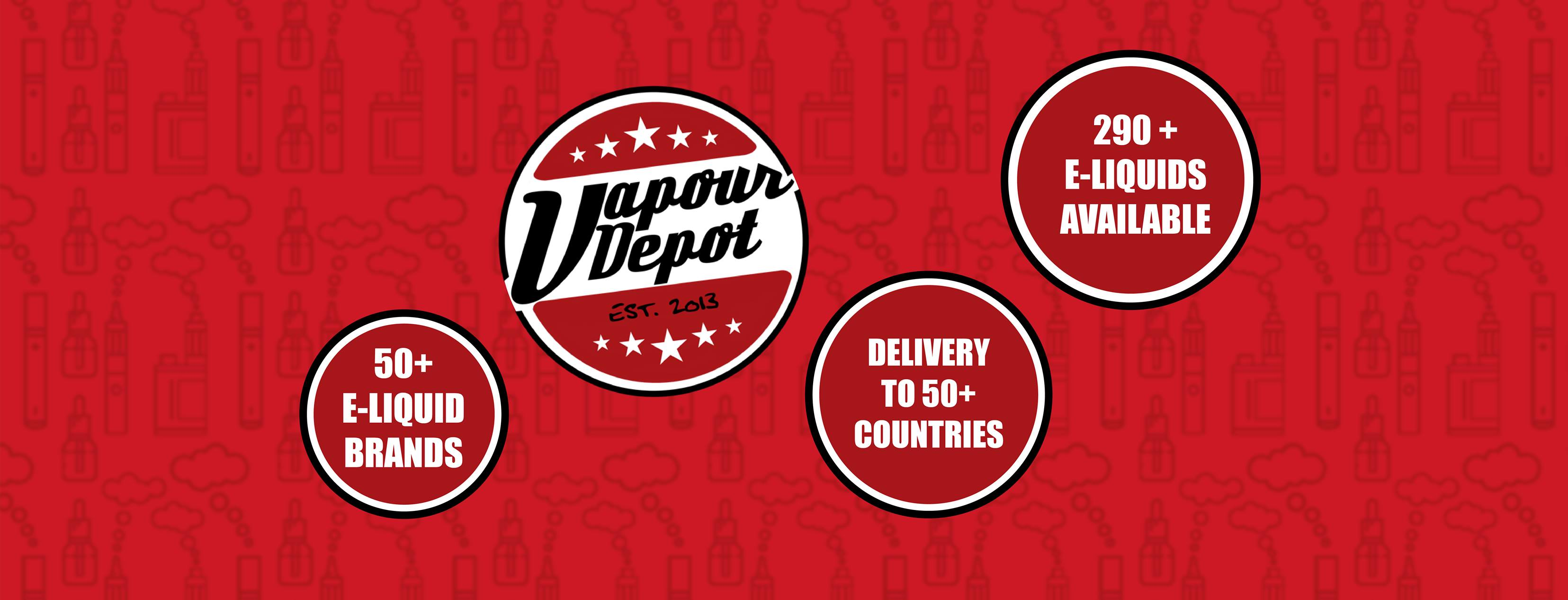 Vapour Depot Limited screenshot