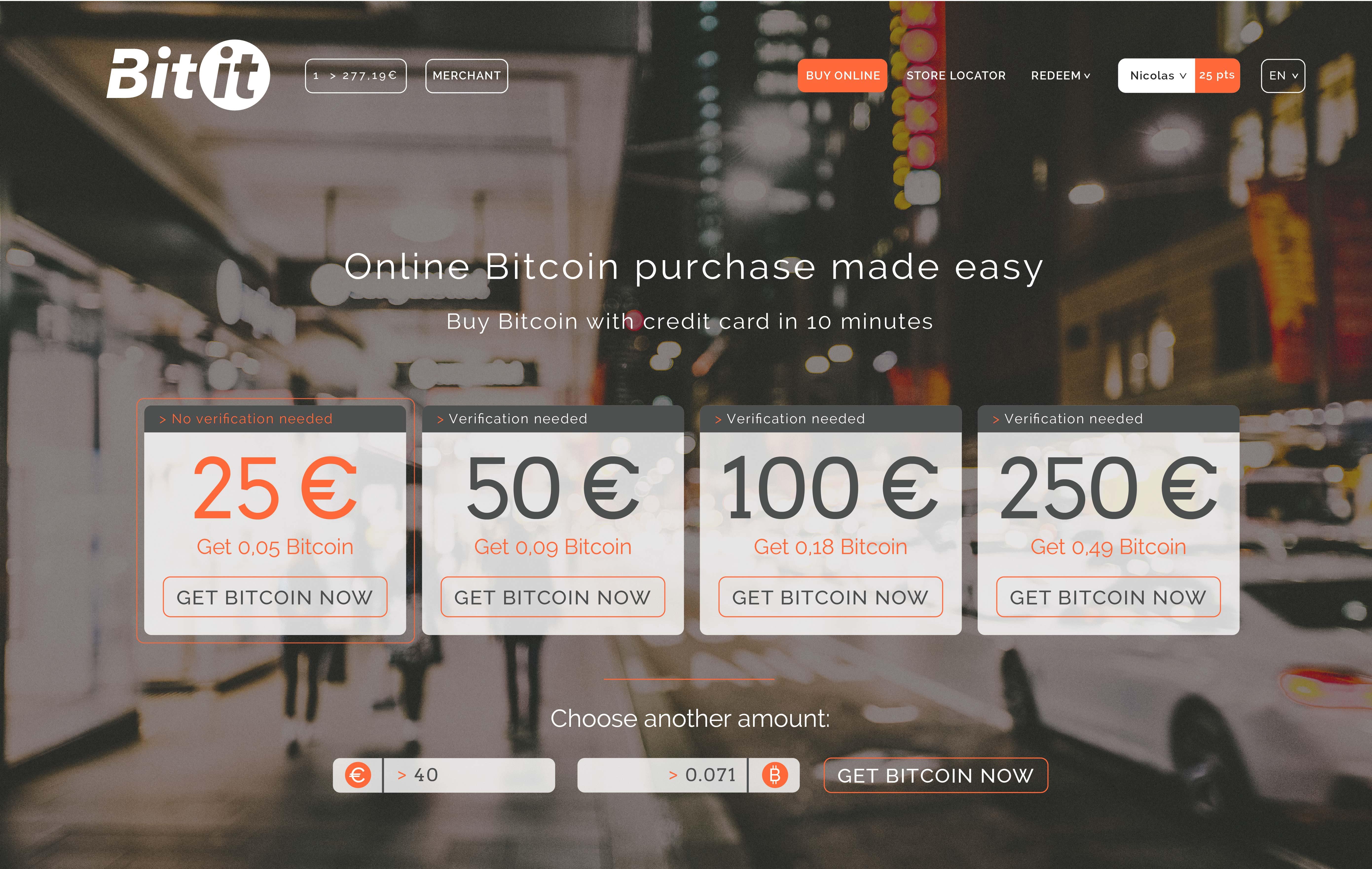 Bitit - 96 Reviews - Bitcoin Exchange - BitTrust org