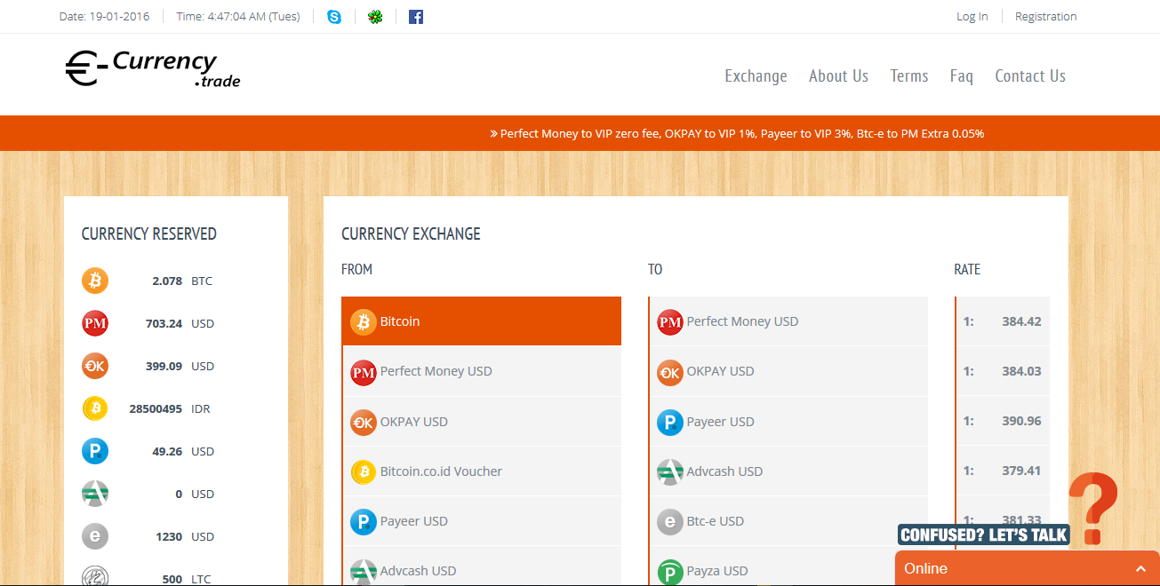 how to start e currency exchange business